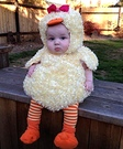 Animal costume ideas for babies - Baby Duck Costume