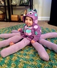 Animal costume ideas for babies - Baby Octopus Costume