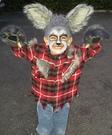 Cute Werewolf Homemade Costume