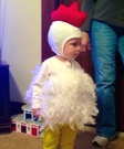 Animal costume ideas for babies - Cutest Chicken Baby Costume