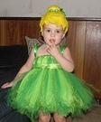 Cutest Tinkerbell Homemade Costume