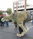 Animal costume ideas for adults - Cyborg T-Rex Costume