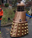 Dalek from Dr. Who Homemade Costume