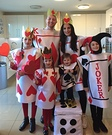 Deck of Cards Family Costume