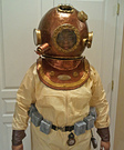 Deep Sea Diver Halloween Costume