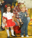 Dennis the Menace and Margaret
