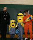 Despicable Me Family Costume