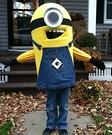 Despicable Me Minion Homemade Costume