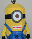 Despicable Me Minion Kevin Homemade Costume