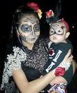 Dia de los Muertos Sugar Skulls Costume
