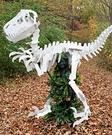 Dino Bones T-Rex Skeleton Homemade Costume