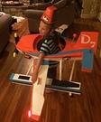 Disney's Planes Dusty Crophopper Homemade Costume