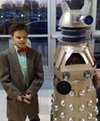 Doctor and Dalek DIY Costume