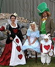Alice in Wonderland Costumes for Family