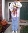Dr. Madd - Homemade Illusion Costume