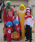 Dr. Seuss Character Costumes