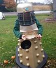 DIY Dr. Who Dalek Costume