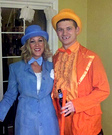 Funny movie costume ideas - Dumb and Dumber Costume