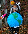 Earth and Beyond Costume