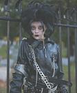 Edward Scissorhands Girls Costume