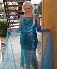 Women's Elsa Frozen Costume