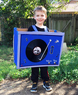 Elvis Record Player Costume