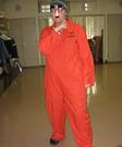 Homemade Escaped Prisoner Costume