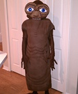 Homemade Extraterrestrial Costume