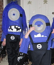 Evil Minion Costumes for Kids