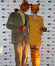 Mr Fox and Mrs Fox Costumes
