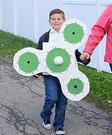 DIY Fidget Spinner Costume