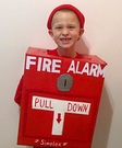 Firealarm Costume