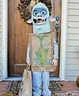 Fish the Boxtroll Costume