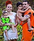 Flintstones Family Costume