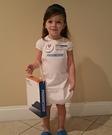 Flo from Progressive Toddler Costume