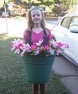 DIY Flower Pot Costume