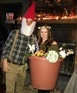 Flower Pot & Gnome Costume