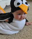 Animal costume ideas for babies - Penguin Costume for Babies