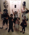 Frankenstein Family Costume