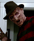 Horror movie costume ideas - Homemade Freddy Krueger Costume