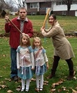 Horror movie costume ideas - The Shining Movie Family Costume