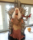 Movie character costume ideas - Game of Thrones Khaleesi Costume