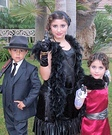 Gangsters Kids Homemade Costume