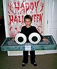 Homemade Geico Money Halloween costume