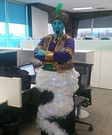 DIY Genie Costume