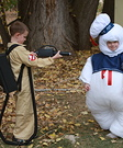 Ghostbusters Homemade Costumes