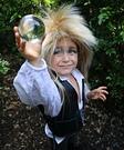 Goblin King Boy Homemade Costume