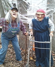 Gramps and Granny Costume