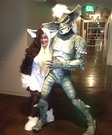 Classic movie costumes - Gremlins Gizmo and Stripe Couple Costume