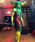 Greta Gremlin Homemade Costume
